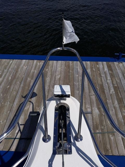 1997 Sea Ray boat for sale, model of the boat is 50' SUNDANCER & Image # 10 of 67