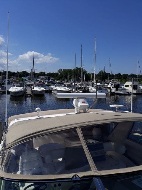 1997 Sea Ray boat for sale, model of the boat is 50' SUNDANCER & Image # 7 of 67