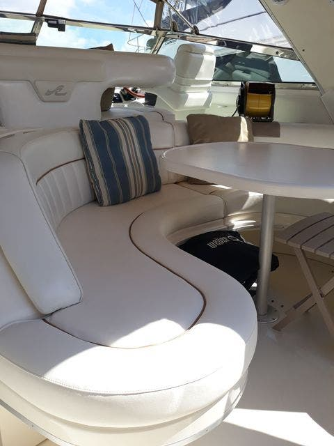 1997 Sea Ray boat for sale, model of the boat is 50' SUNDANCER & Image # 16 of 67