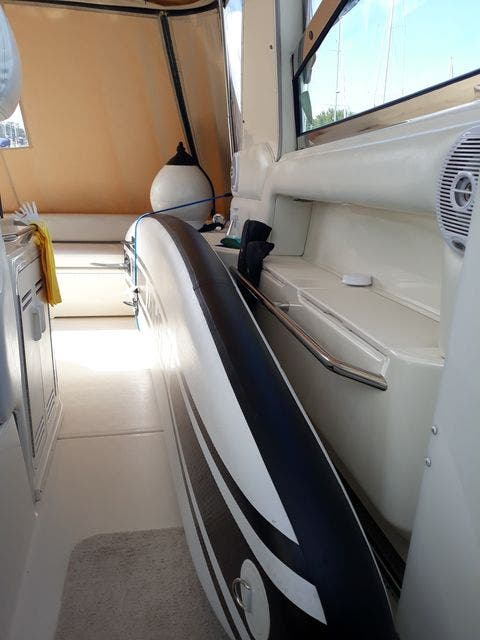 1997 Sea Ray boat for sale, model of the boat is 50' SUNDANCER & Image # 21 of 67
