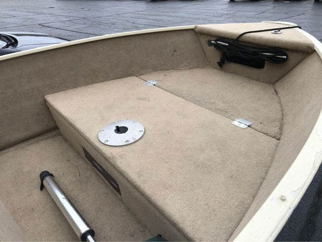 1997 Smoker Craft boat for sale, model of the boat is 15 RESORTER & Image # 9 of 14
