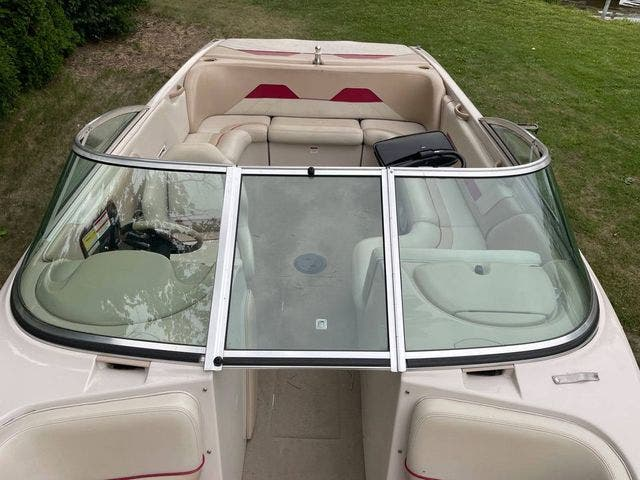 1998 Mastercraft boat for sale, model of the boat is 225VRS & Image # 15 of 36