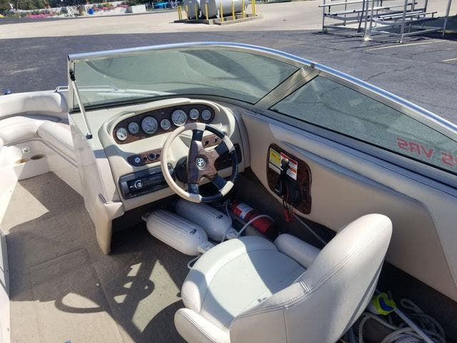 1998 Mastercraft boat for sale, model of the boat is 225VRS & Image # 22 of 36