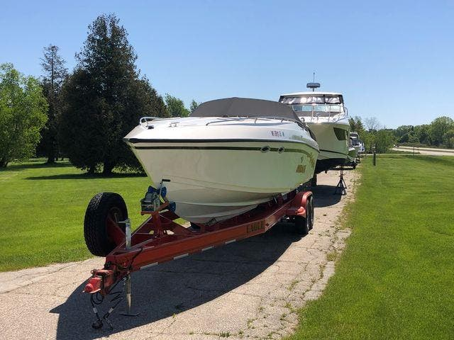 1998 Mirage boat for sale, model of the boat is 314 SZ & Image # 3 of 22