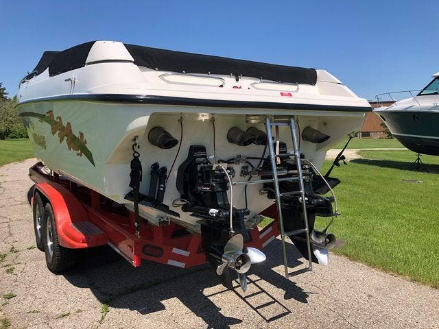 1998 Mirage boat for sale, model of the boat is 314 SZ & Image # 5 of 22
