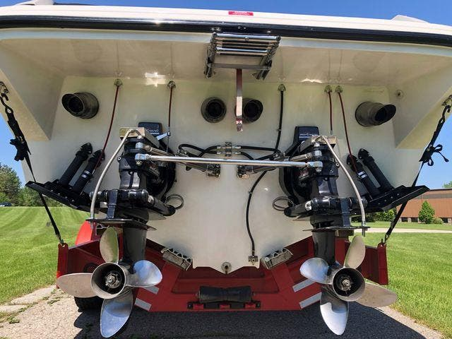 1998 Mirage boat for sale, model of the boat is 314 SZ & Image # 17 of 22