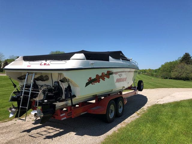 1998 Mirage boat for sale, model of the boat is 314 SZ & Image # 4 of 22
