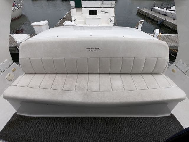 1999 Carver boat for sale, model of the boat is 350MARINER & Image # 16 of 36