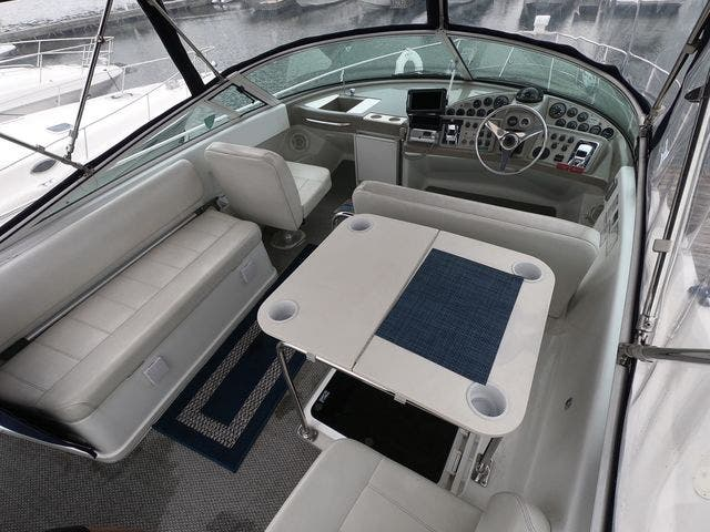 1999 Carver boat for sale, model of the boat is 350MARINER & Image # 18 of 36