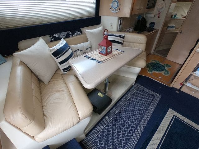 1999 Carver boat for sale, model of the boat is 350MARINER & Image # 23 of 36