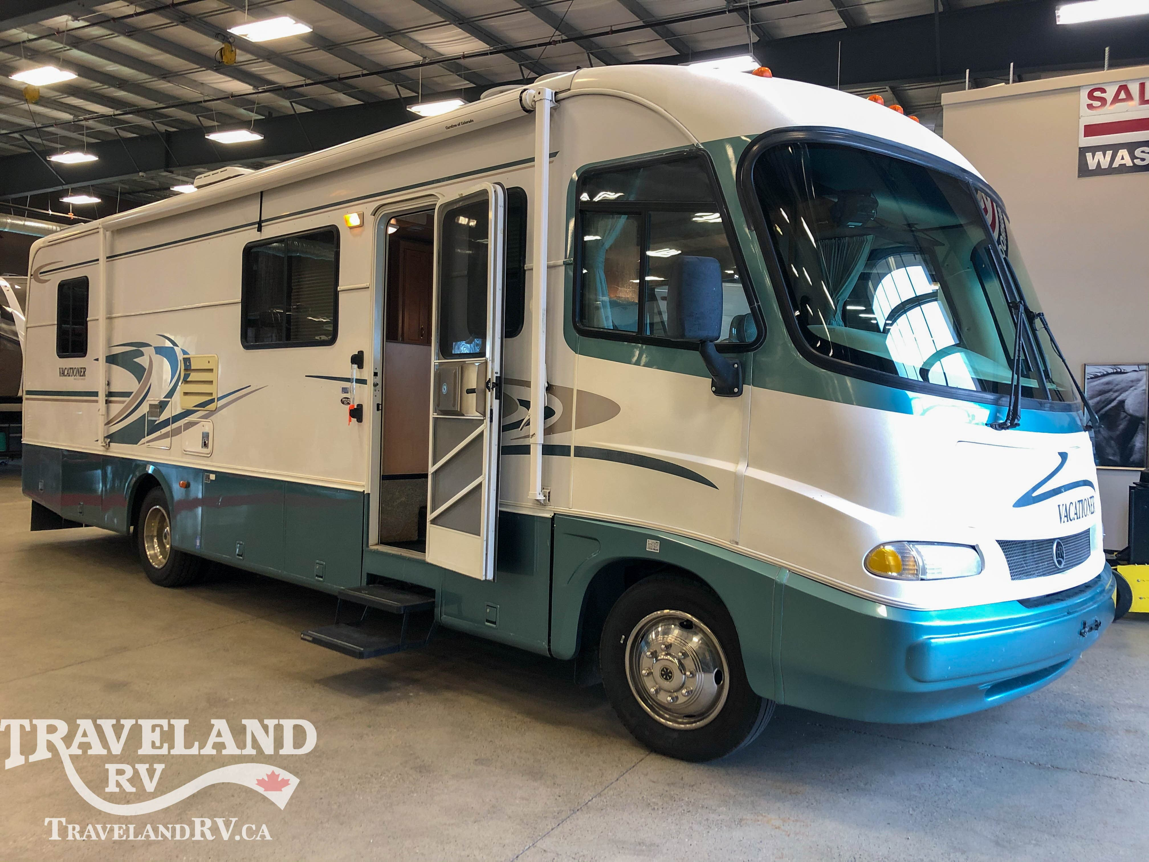 1999 Holiday Rambler 35WGS