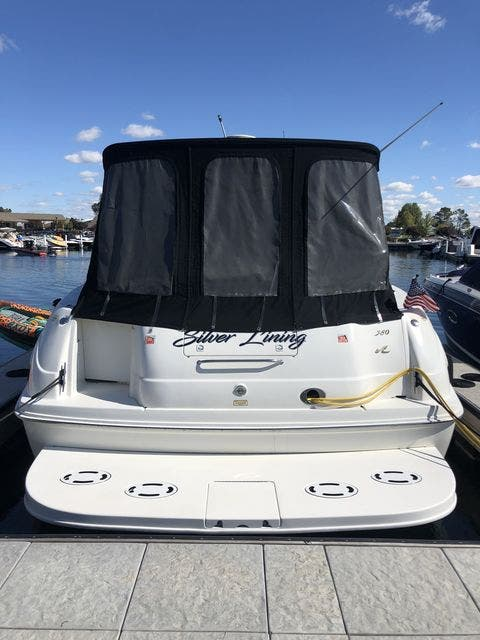 1999 Sea Ray boat for sale, model of the boat is 380 SUNDANCER & Image # 28 of 28