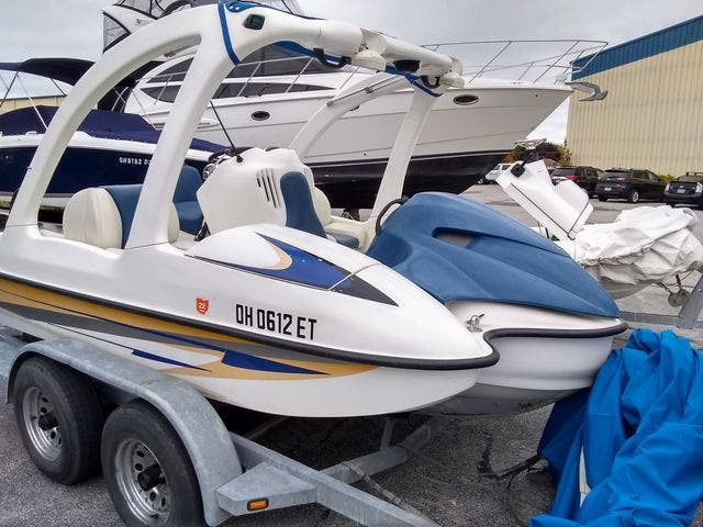 1999 Sonic boat for sale, model of the boat is DELTA JET & Image # 5 of 44