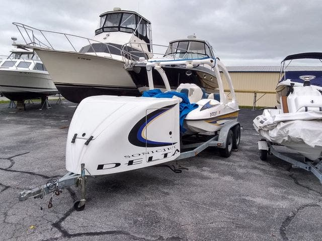 1999 Sonic boat for sale, model of the boat is DELTA JET & Image # 42 of 44