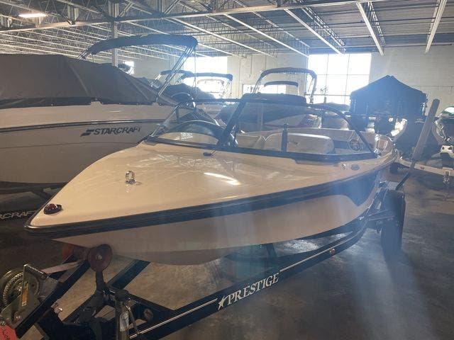 2000 Correct Craft boat for sale, model of the boat is 196 SKINAUTIQUE & Image # 4 of 34