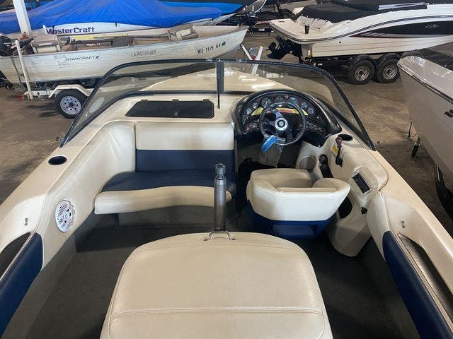 2000 Correct Craft boat for sale, model of the boat is 196 SKINAUTIQUE & Image # 15 of 34