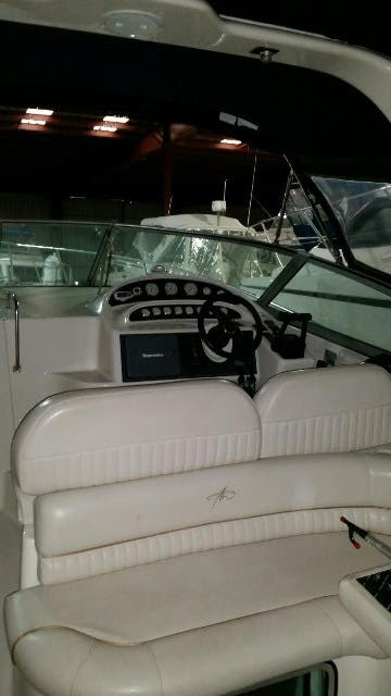 2000 Monterey boat for sale, model of the boat is 322 Cruiser & Image # 20 of 20
