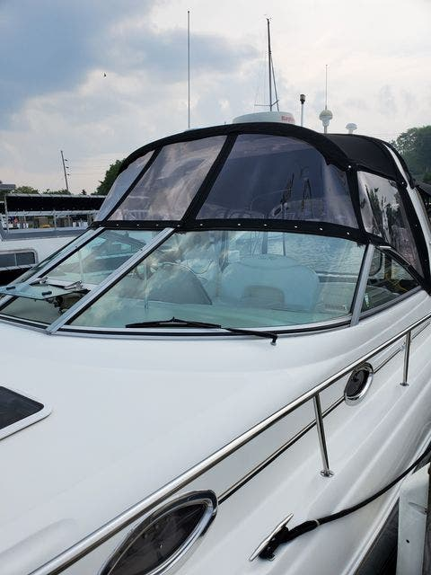 2000 Sea Ray boat for sale, model of the boat is 340DA & Image # 6 of 46