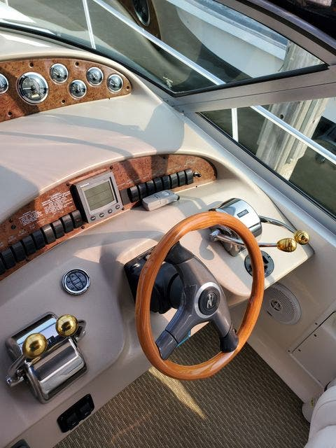 2000 Sea Ray boat for sale, model of the boat is 340DA & Image # 24 of 46