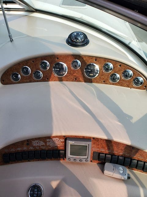 2000 Sea Ray boat for sale, model of the boat is 340DA & Image # 26 of 46