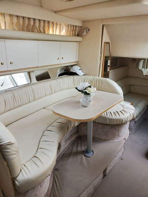 2000 Sea Ray boat for sale, model of the boat is 340DA & Image # 35 of 46