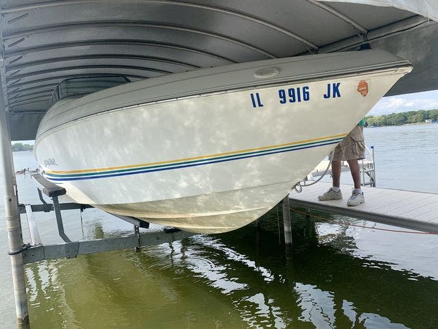 2000 Wellcraft boat for sale, model of the boat is 23 EXCALIBUR & Image # 4 of 24
