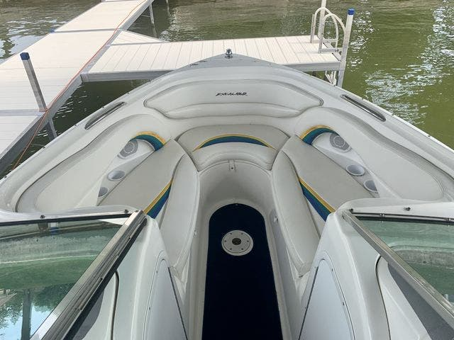 2000 Wellcraft boat for sale, model of the boat is 23 EXCALIBUR & Image # 10 of 24