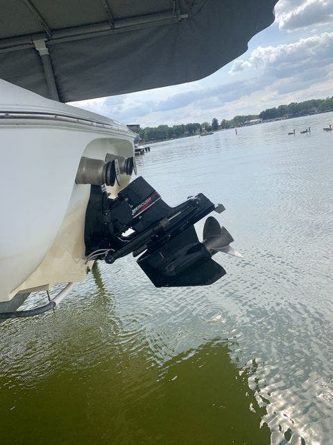 2000 Wellcraft boat for sale, model of the boat is 23 EXCALIBUR & Image # 24 of 24