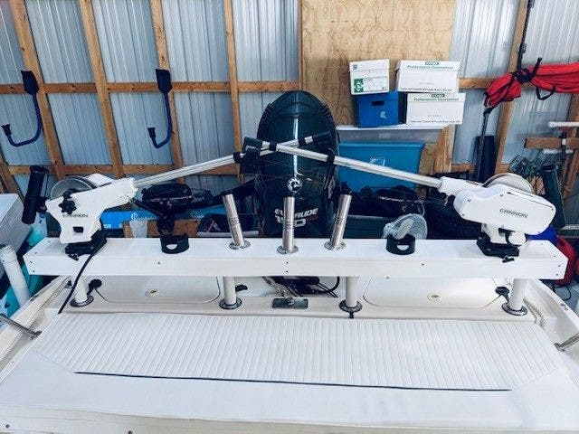 2001 Boston Whaler boat for sale, model of the boat is 18DAUNTLESS & Image # 6 of 29