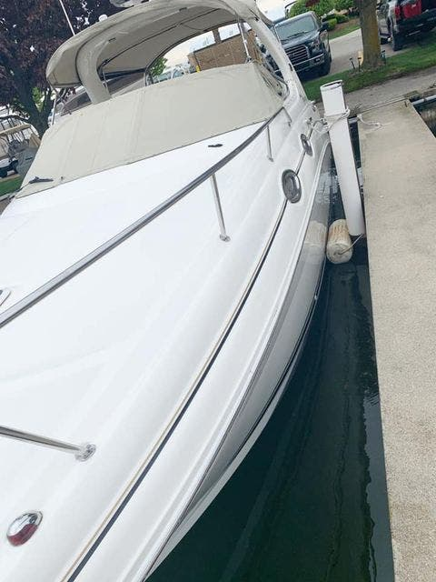2001 Sea Ray boat for sale, model of the boat is 280 SUNDANCER & Image # 4 of 14