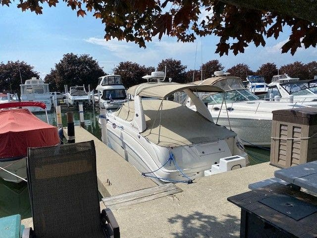 2001 Sea Ray boat for sale, model of the boat is 280 SUNDANCER & Image # 5 of 14