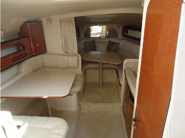 2001 Sea Ray boat for sale, model of the boat is 280 SUNDANCER & Image # 11 of 14
