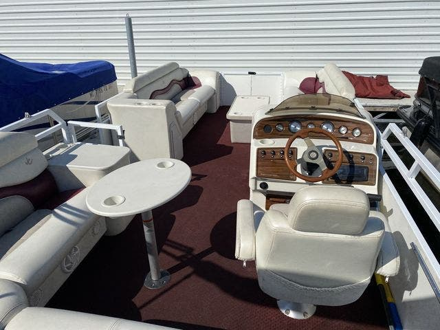 2002 JC boat for sale, model of the boat is 24 SUNTOON & Image # 6 of 8