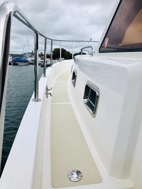 2002 Ocean Alexander boat for sale, model of the boat is 426 & Image # 10 of 49
