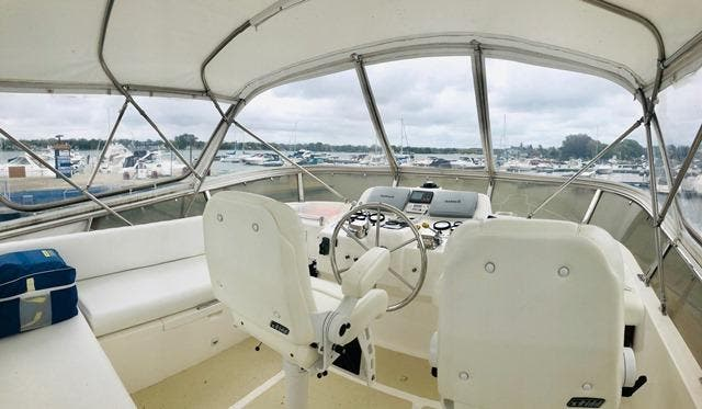 2002 Ocean Alexander boat for sale, model of the boat is 426 & Image # 19 of 49