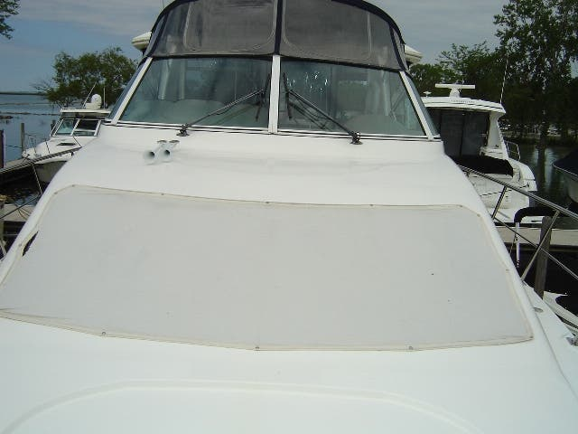 2003 Cruisers Yachts boat for sale, model of the boat is 4050 & Image # 3 of 46