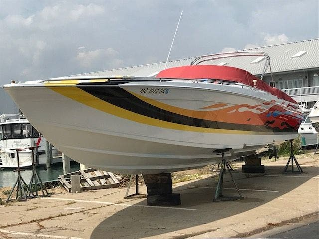 2003 Formula boat for sale, model of the boat is 382 FASTECH & Image # 3 of 52