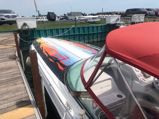 2003 Formula boat for sale, model of the boat is 382 FASTECH & Image # 4 of 52