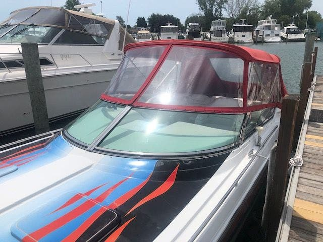 2003 Formula boat for sale, model of the boat is 382 FASTECH & Image # 5 of 52