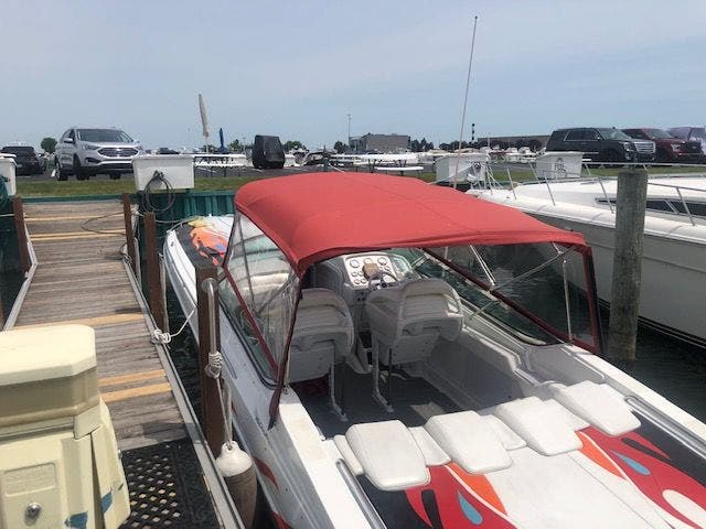 2003 Formula boat for sale, model of the boat is 382 FASTECH & Image # 9 of 52