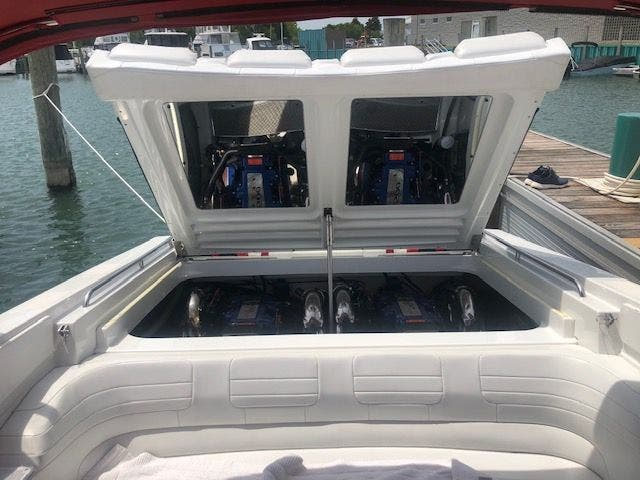 2003 Formula boat for sale, model of the boat is 382 FASTECH & Image # 39 of 52