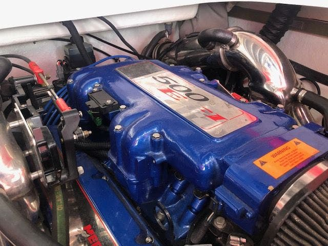 2003 Formula boat for sale, model of the boat is 382 FASTECH & Image # 45 of 52