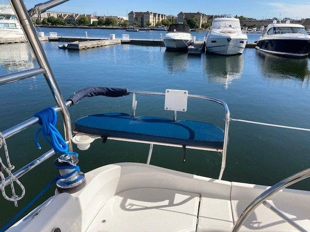 2003 Hunter boat for sale, model of the boat is 44 & Image # 5 of 30