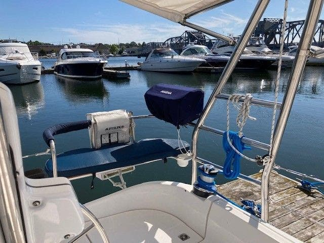 2003 Hunter boat for sale, model of the boat is 44 & Image # 6 of 30