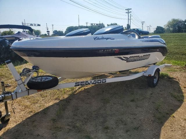 2003 Sea Doo PWC boat for sale, model of the boat is 18 CHALLENGER & Image # 3 of 19