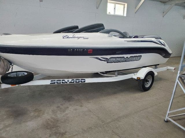 2003 Sea Doo PWC boat for sale, model of the boat is 18 CHALLENGER & Image # 4 of 19