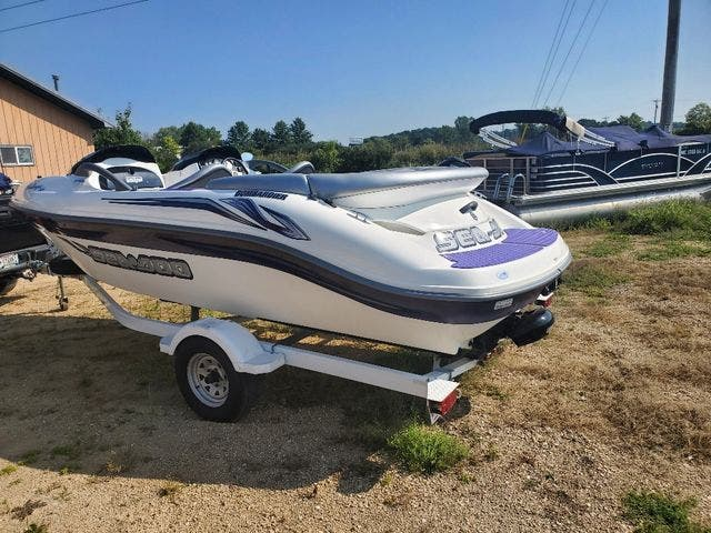 2003 Sea Doo PWC boat for sale, model of the boat is 18 CHALLENGER & Image # 5 of 19