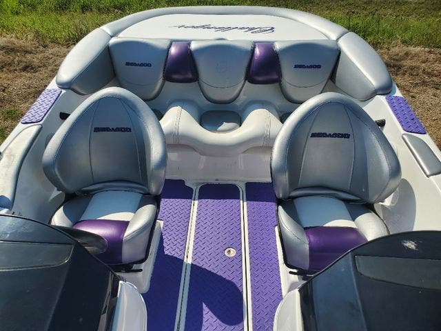 2003 Sea Doo PWC boat for sale, model of the boat is 18 CHALLENGER & Image # 10 of 19