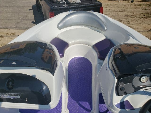 2003 Sea Doo PWC boat for sale, model of the boat is 18 CHALLENGER & Image # 12 of 19
