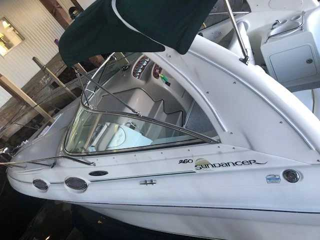 2003 Sea Ray boat for sale, model of the boat is 260da & Image # 4 of 16